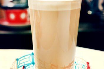 Cikorijų latte