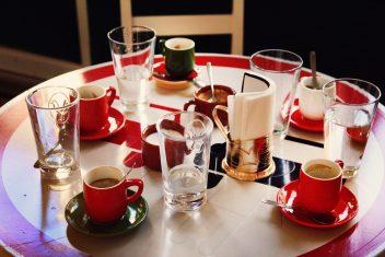 Espresso puota