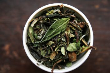 Pai Mu Tan – baltoji arbata