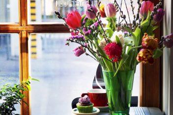 Gėlės Chaikoje