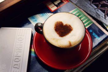 Kava su meile ;)